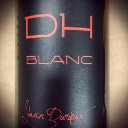 Yann Durieux Vin de France blanc DH 2013