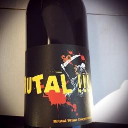Domaine de l'Escarpolette Vin de France rouge Brutal 2015