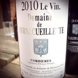 Domaine de Dernacueillette Corbières Le Vin 2010