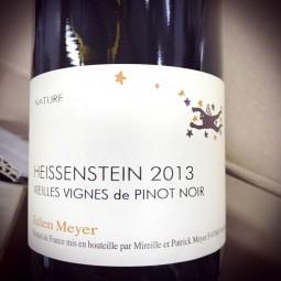 Domaine Julien Meyer Alsace Pinot Noir Heissenstein Vieilles Vignes 2013