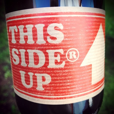 Cyril Zangs Cidre Sider Up Brut 2015