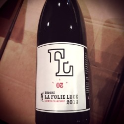 La Folie Lucé Saumur Champigny Encore 2013