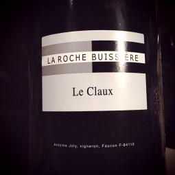 La Roche Buissière Côtes du Rhône Le Claux 2011