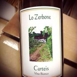 Lo Zerbone Vino da Tavola bianco Curtéis 2013