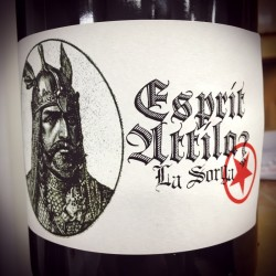 La Sorga Vin de France Esprit Attila? 2014
