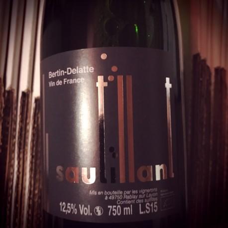 Bertin-Delatte Vin de France Pét-Nat Sautillant 2015