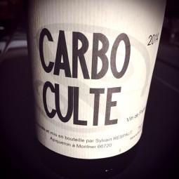 La Cave Apicole Vin de France rouge Carboculte 2014
