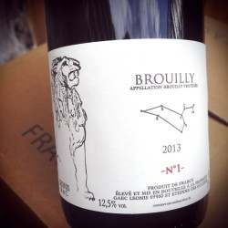 Domaine Léonis (R. Champier) Brouilly RC N°1 2013