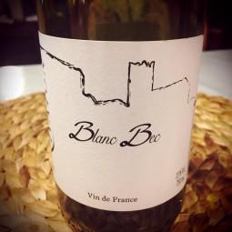 Domaine Rivaton Vin de France blanc Blanc Bec 2015