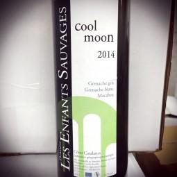 Les Enfants Sauvages Vin de Pays des Côtes Catalanes Cool Moon 2014