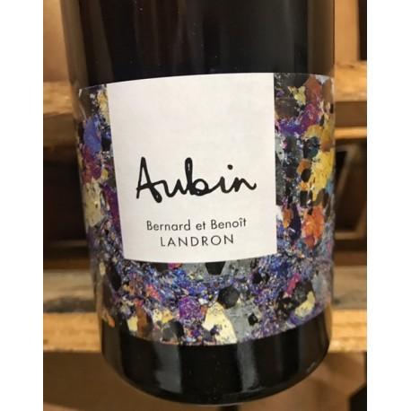 Domaine Landron-Chartier Vin de France Aubin 2015