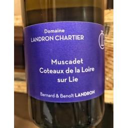 Domaine Landron-Chartier Muscadet Coteaux de la Loire sur Lie 2014