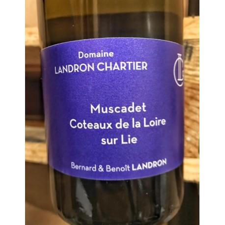 Domaine Landron-Chartier Muscadet Coteaux de la Loire sur Lie 2016