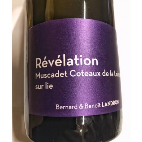 Domaine Landron-Chartier Muscadet Coteaux de la Loire sur Lie Champtoceaux Révélation 2014
