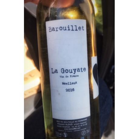 Château Barouillet Vin de France Gouyate 2015