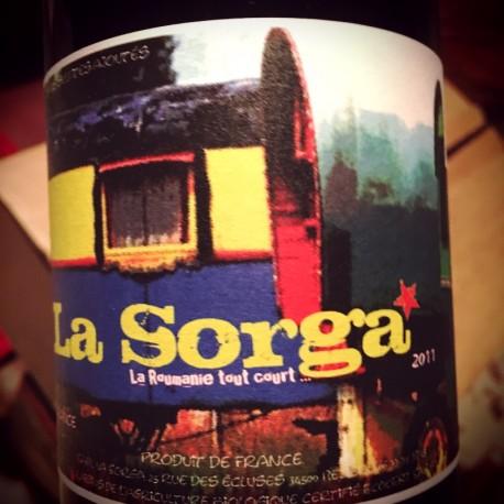 La Sorga Vin de France Roumanie Tout Court 2011