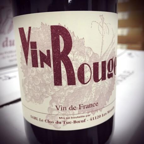 Clos du Tue Boeuf Vin de France Vin Rouge Gamay 2016