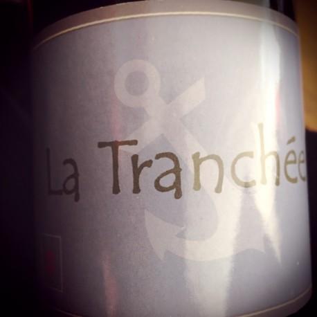 Yoyo Vin de France La Tranchée 2015