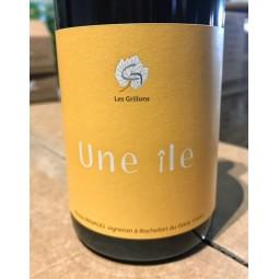 Le Clos des Grillons Vin de France Une Ile 2017