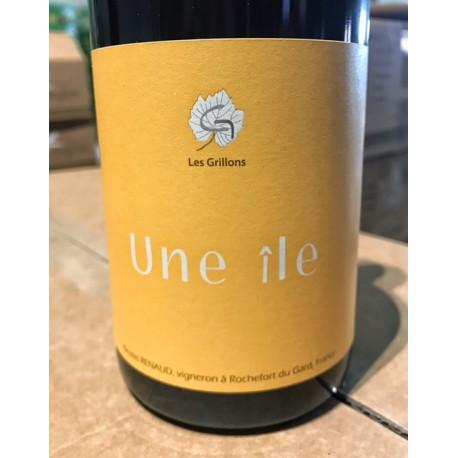 Clos des Grillons Vin de France Une Ile 2016