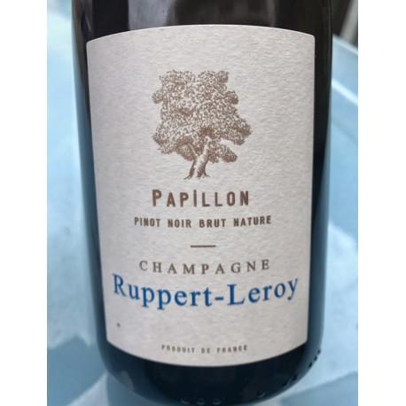 Ruppert-Leroy Champagne Blanc de Blancs Papillon (2014)