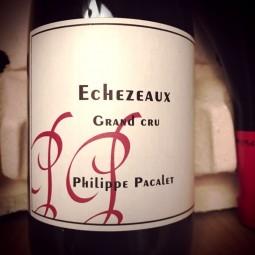 Philippe Pacalet Echézeaux Grand Cru 2012