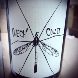 Le Batossay Vin de France rouge Ouech Cousin 2015 Magnum