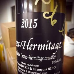 Dard Ribo Crozes-Hermitage blanc Pé de Loup 2015 Magnum