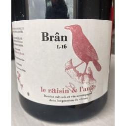 Le Raisin et l'Ange (Azzoni) Vin de France Brân 2016 Magnum
