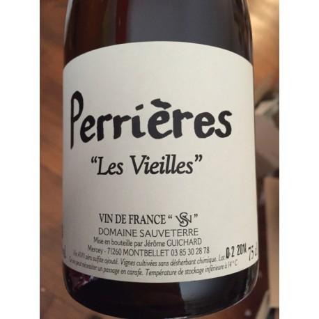 Domaine Sauveterre Vin de France blanc Perrières les Vieilles 2015
