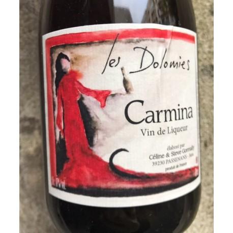 Domaine des Dolomies Vin de Liqueur Carmina