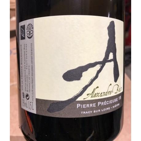 Domaine Alexandre Bain Vin de France blanc Pierre Précieuse 2015 Magnum