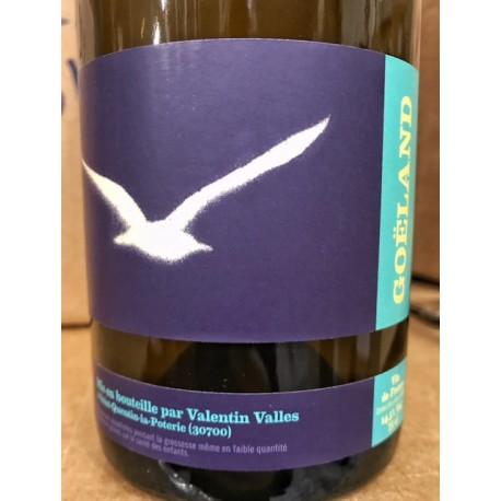 Valentin Vallés Vin de France blanc Goéland 2016