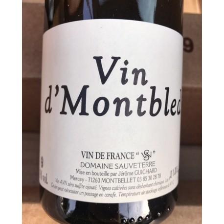 Domaine Sauveterre Vin de France blanc Vin de Montbled 2015