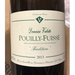 Domaine Valette Pouilly Fuissé 2013 Magnum