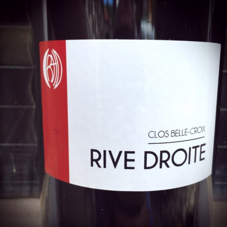 Reynald Héaulé Vin de France rouge Rive Droite 2011