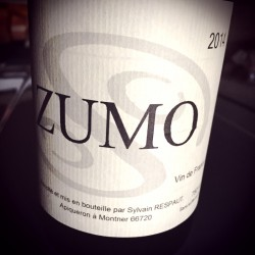 La Cave Apicole Vin de France blanc Zumo 2014