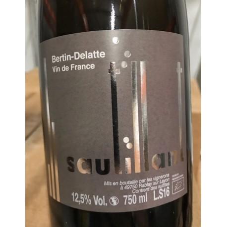 Bertin-Delatte Vin de France Pét-Nat Sautillant 2016