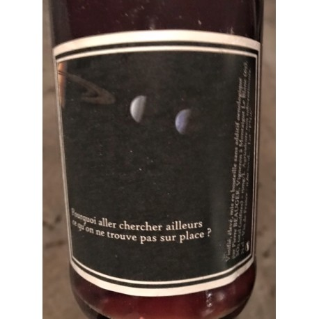 Pierre Beauger Vin de France Pinot Noir 2016