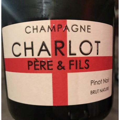 Domaine Charlot Champagne Blanc de Noirs Brut 2010