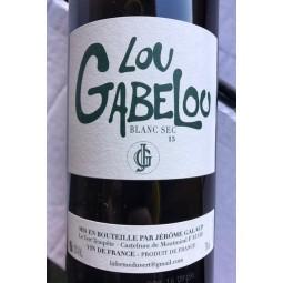 Jérôme Galaup Gaillac blanc Lou Gabelou 2015