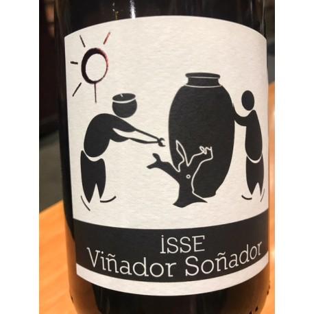 Ismael Gozalo/Microbio Wines Vino de la Tierra de Castilla y Leon Isse Tinaja 2016