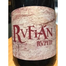 Ismael Gozalo/Microbio Wines Vino de la Tierra de Castilla y Leon Rufian 2016