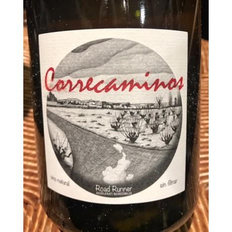 Ismael Gozalo/Microbio Wines Vino de la Tierra de Castilla y Leon Correcaminos 2016 Magnum