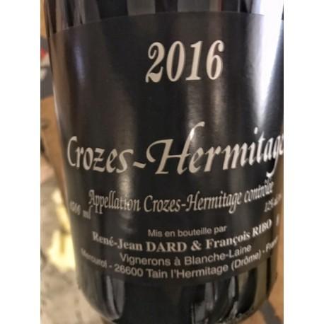 Dard Ribo Crozes Hermitage 2016 Magnum