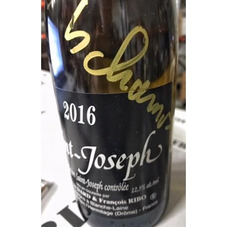 Dard Ribo Saint Joseph blanc Les Champs 2016