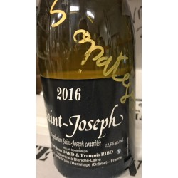 Dard Ribo Saint Joseph blanc Les Opateyres 2016 Magnum
