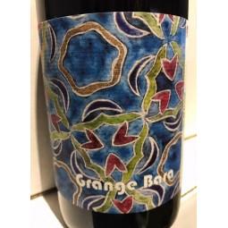 Daniel Sage Vin de France Grange Bara 2016