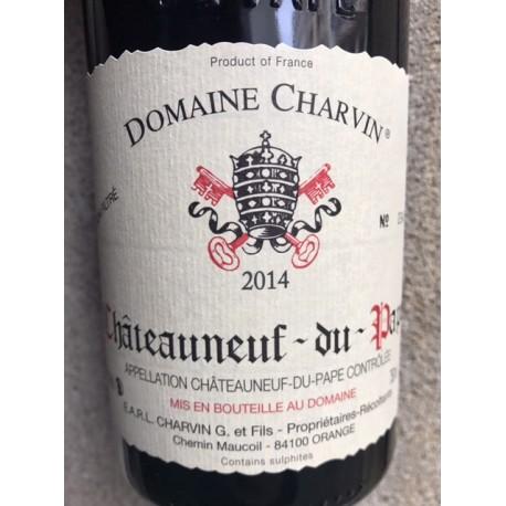 Domaine Charvin Chateauneuf du Pape 2014