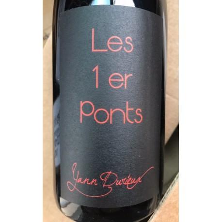 Yann Durieux Vin de France 1ers Ponts 2014